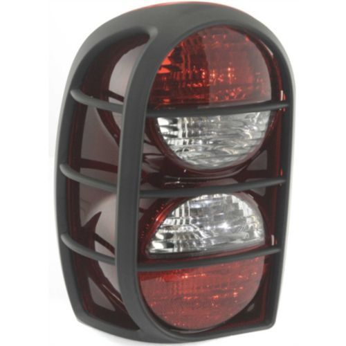2005 2006 Jeep Liberty Tail Lamp Lh Lens And Housing W Air Dam Renegade Model