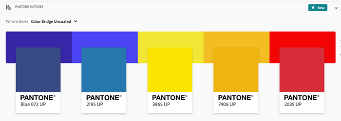 pantone themes for adobe color and creative cloud libraries in 2020 cc design matching system colors 432c