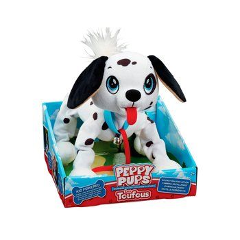 Peppy Pups Dalmatian Dog Toys Dalmatian Pup