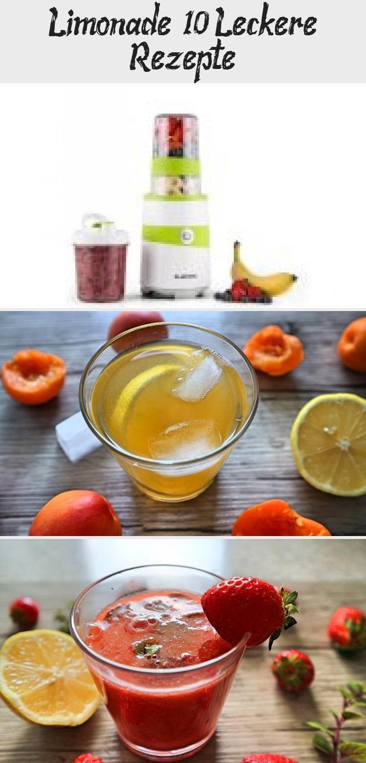 Limonade – 10 Leckere Rezepte #kneteselbermachenrezept