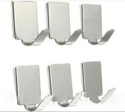 Awesome Stainless Steel Hooks Wall Mounted