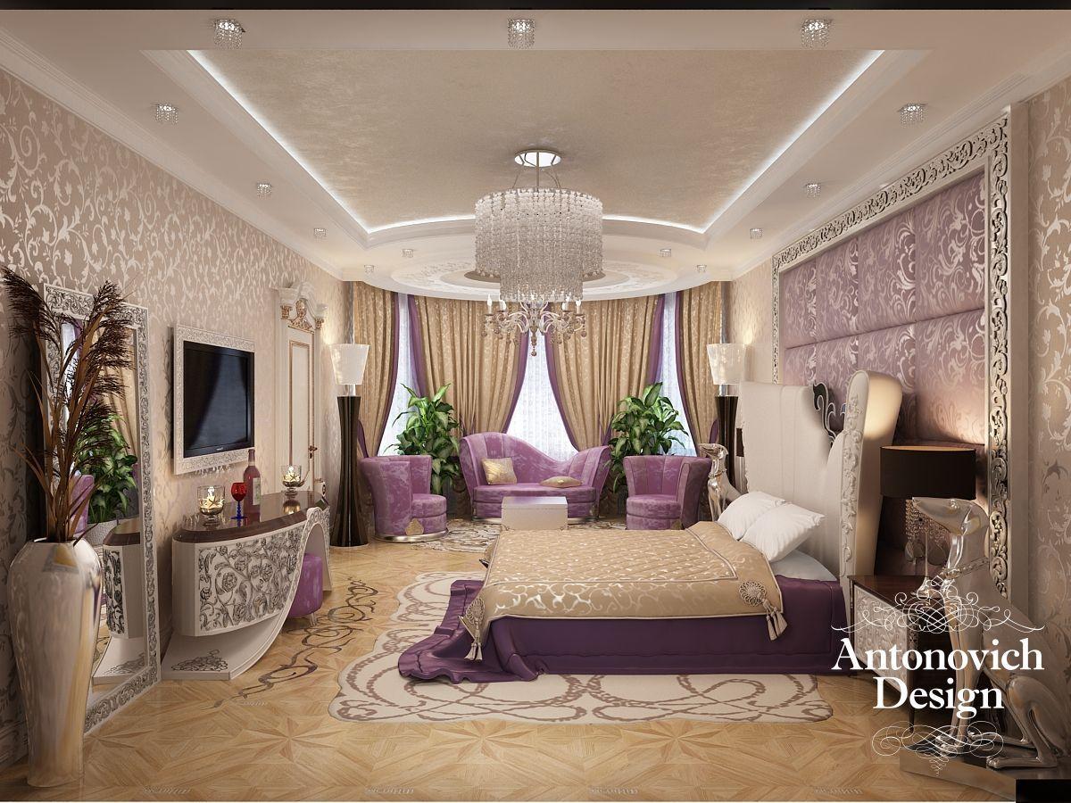 Gorgeous Bedrooms From Antonovich Design