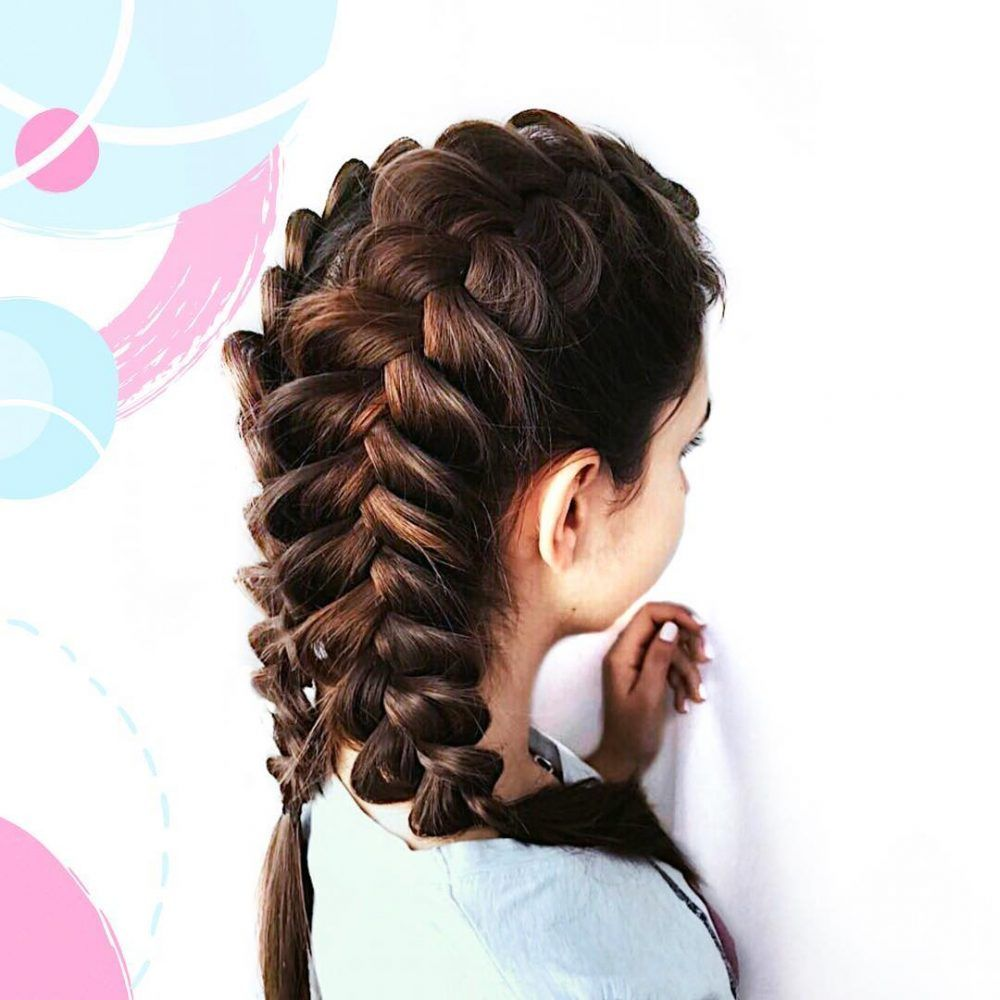 Beautiful French Braided Hairstyles For Long Hair Eazy Vibe Braided Hairstyles Easy French Braid Hairstyles White Girl Braids
