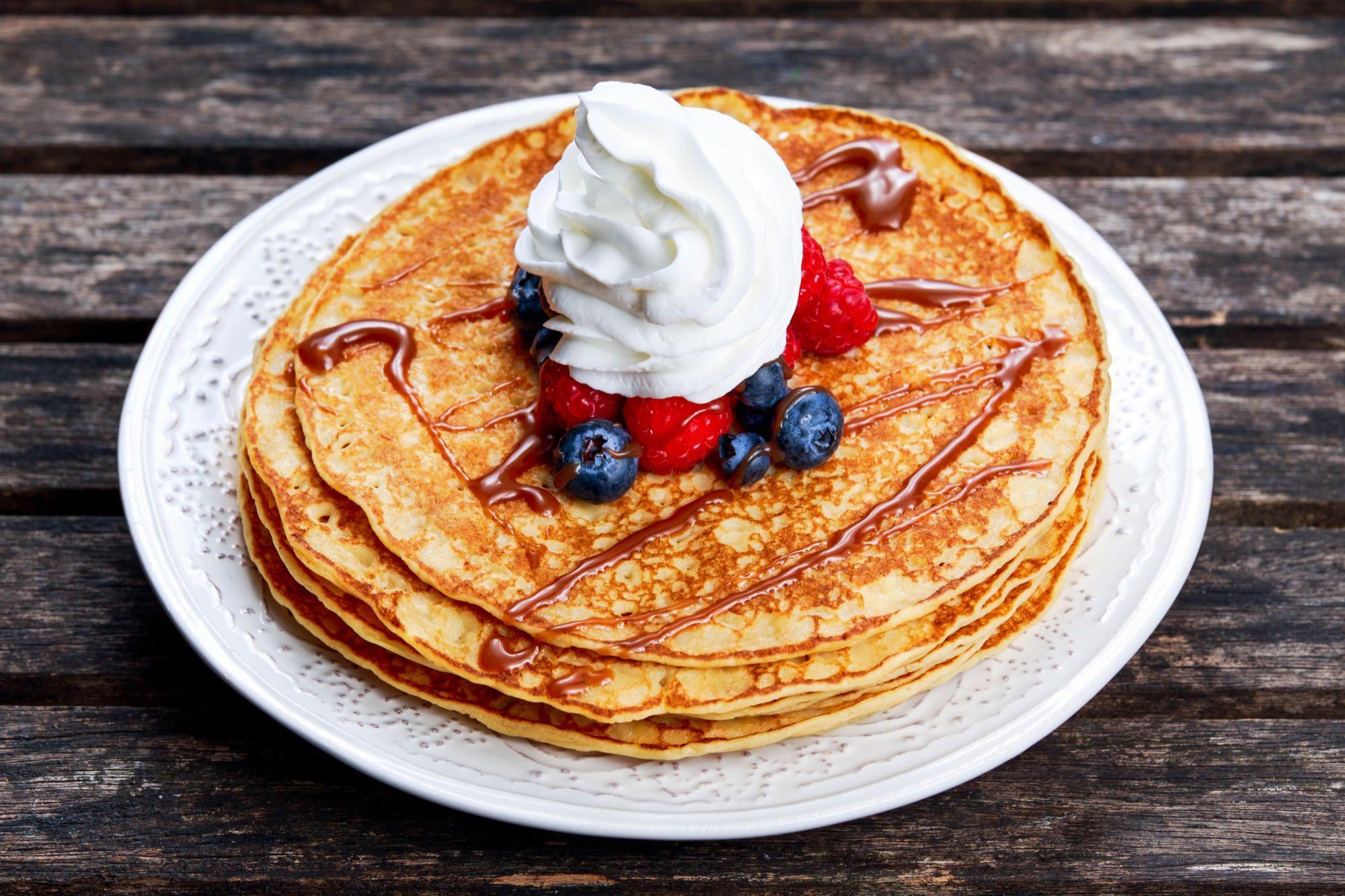 brigitte.de: Pfannkuchen