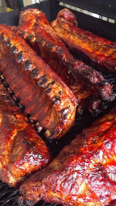 Barbecue Ribs On Www Virginiawillis Com Barbeque Recipes Smoked Food Recipes Rib Recipes