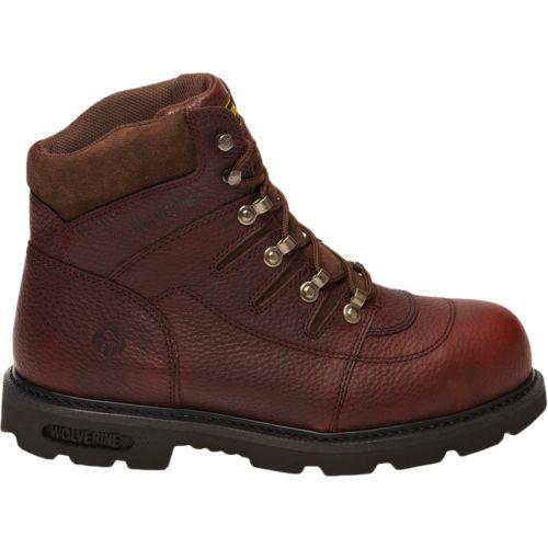 c97073da5b5ca Wolverine Men's Iron Ridge Steel-Toe Work Boots | Products | Steel ...