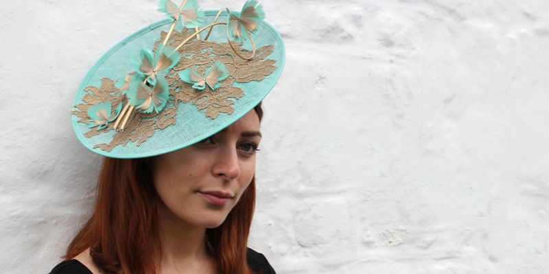 Hats and Headpieces - Hampshire, Wiltshire, Dorset Madeleine Millinery - HAT HIRE