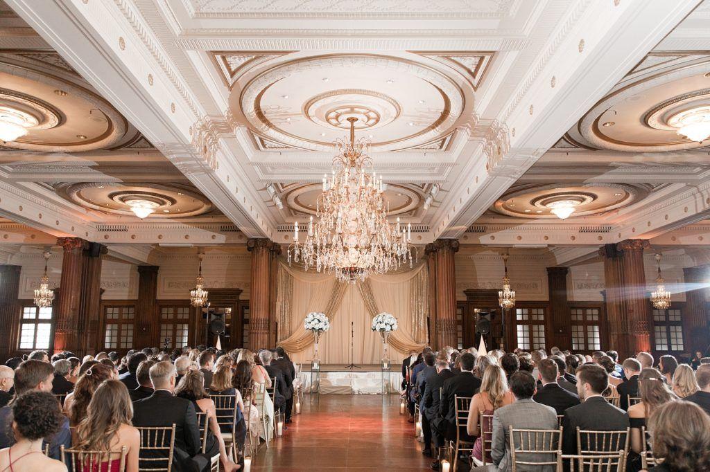 Crystal Tea Room Wedding Philadelphia In 2020 Wedding Venues Philadelphia Area Venues