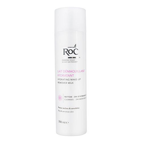 Roc Hydrating Make Up Remover Milk 200ml Read More Reviews Of The Product By Visiting The Link On The Image Makeup Remover
