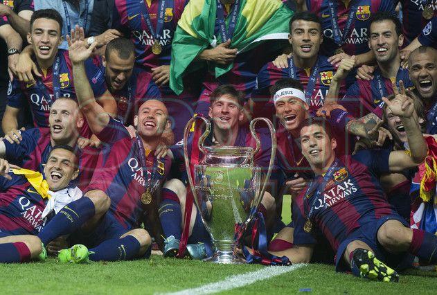 Juventus,1 - FC Barcelona,3