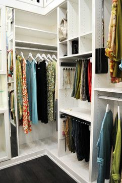 Good Belissima White Master Closet   Modern   Closet   Minneapolis   By California  Closets Twin Cities
