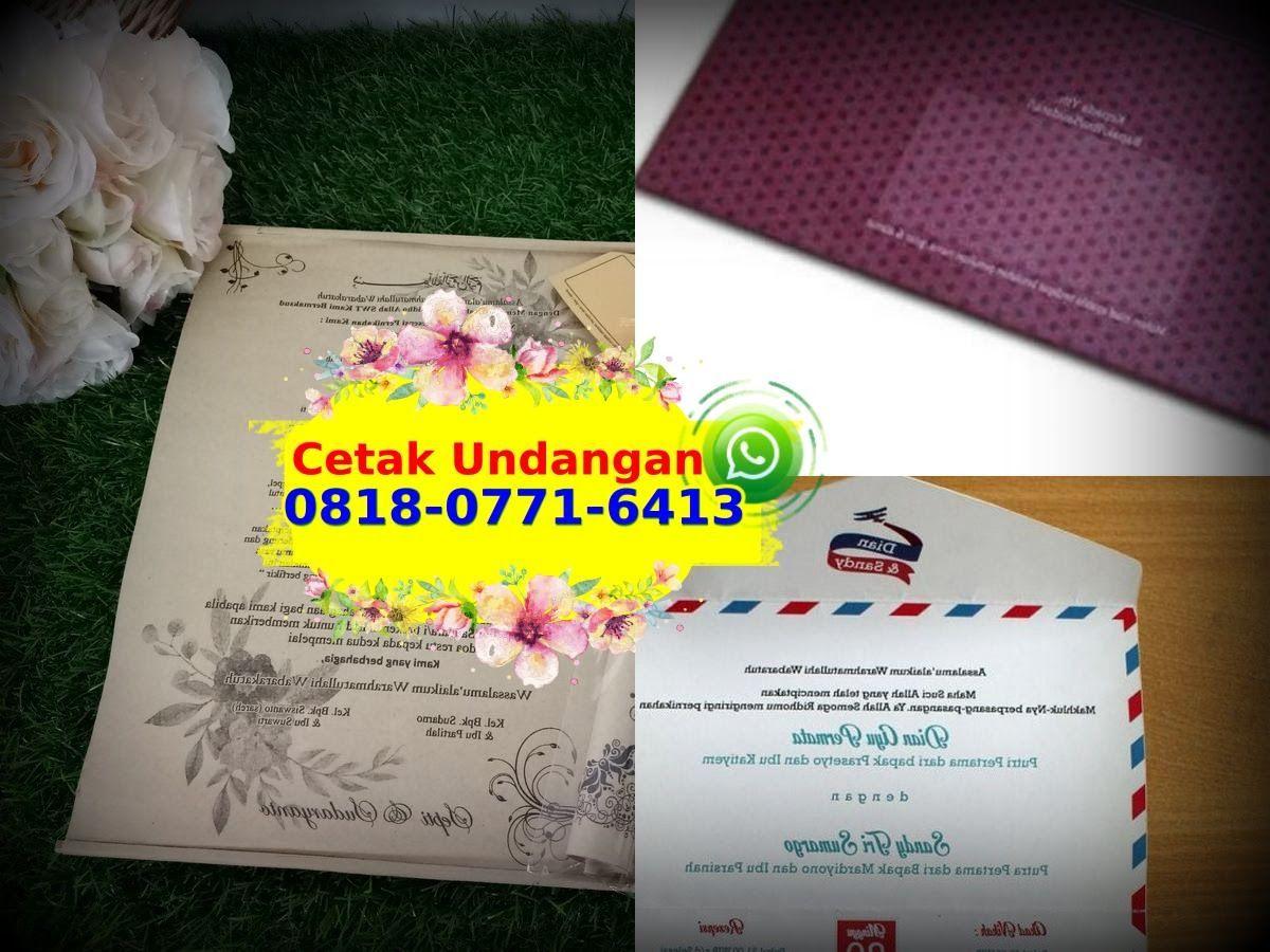 Format Undangan Ulang Tahun Untuk Anak O818o7716413 Wa Undangan Pernikahan Cetak Pernikahan Kecil Undangan Pernikahan
