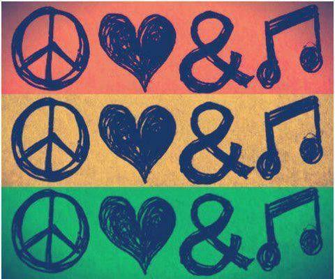 Paisagem Com Cores Fortes Wallpaper De One Love Reggae Com