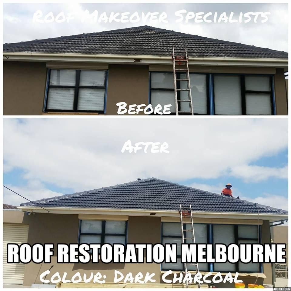 Roof Restoration Melbourne With Images Roof Restoration Roof Repair Roof Paint
