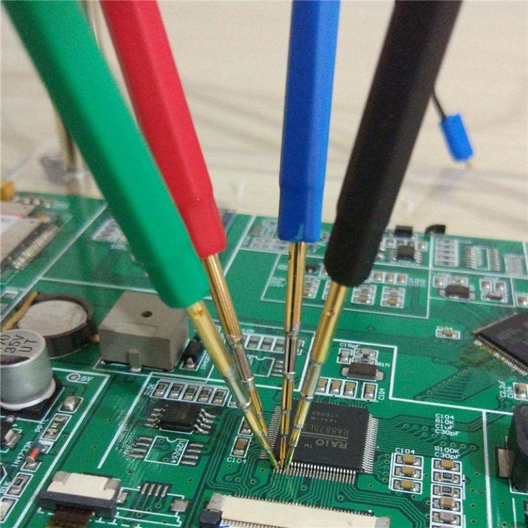 Tunning LED BDM Frame With 4Pcs Probe Pens forFrame KTAG KESS V2