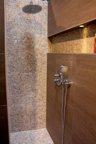 Les 25 meilleures id es de la cat gorie carrelage sdb sur for Decoration 25 salle de bain