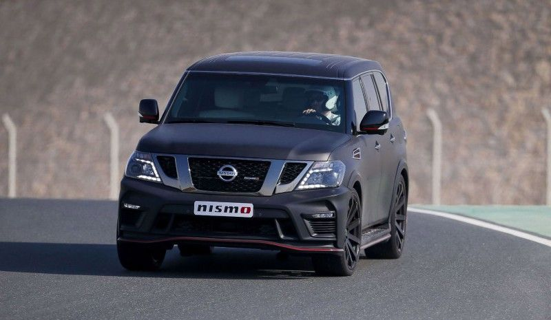 2016 Nissan Patrol Nismo Hot Car Style Reviews Pinterest