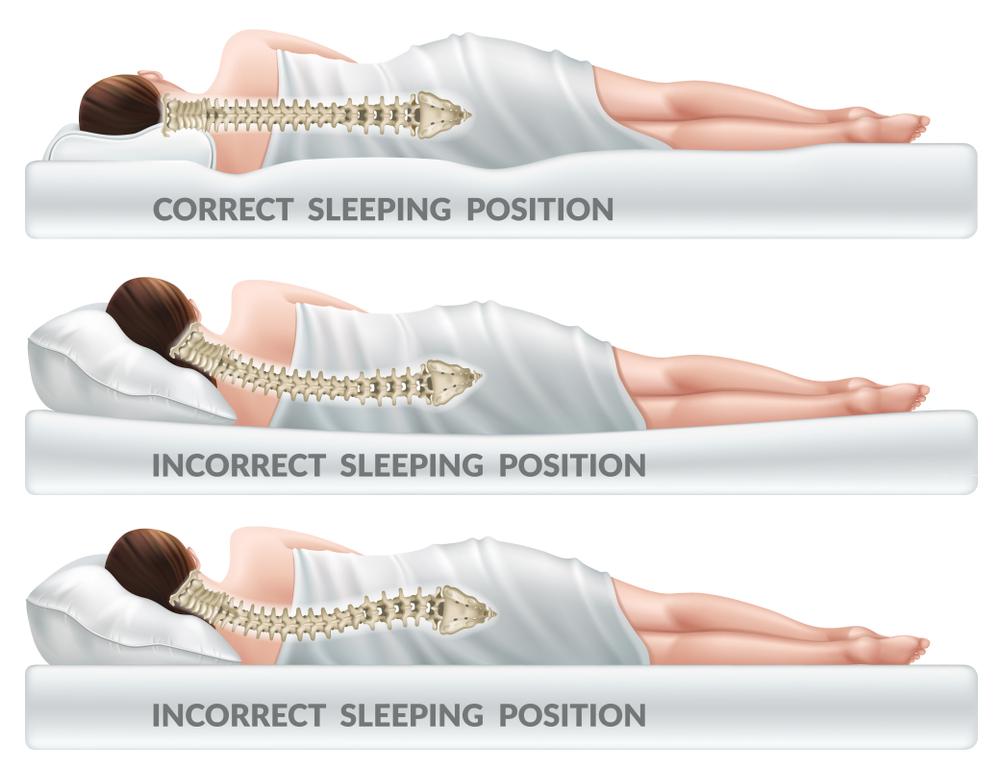 Pin On Sleep Positions