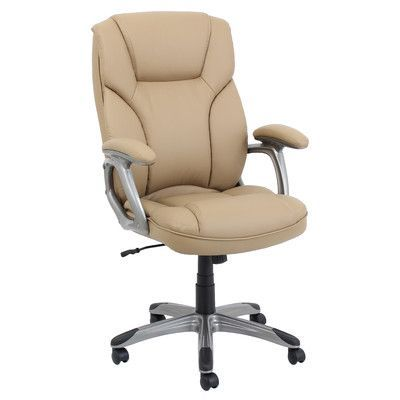 Barcalounger Leather Executive Chair
