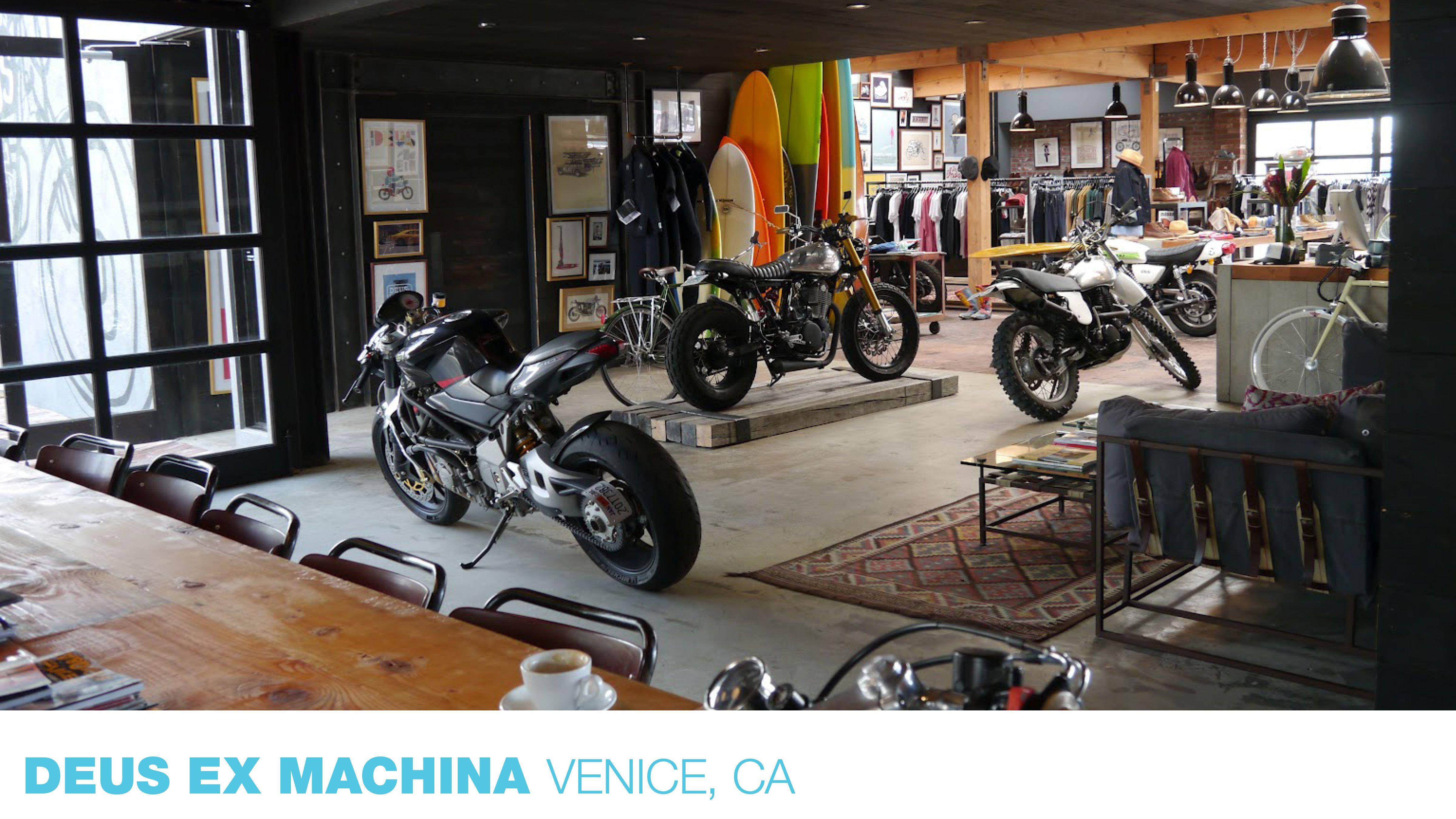 Deus Ex Machina Venice Ca Maison Future Maison