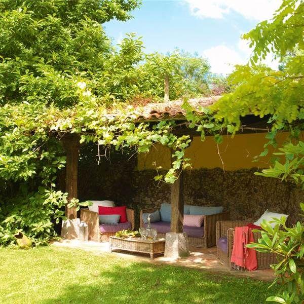 Rincones Llenos De Encanto Terrazas Y Jardines Terraza