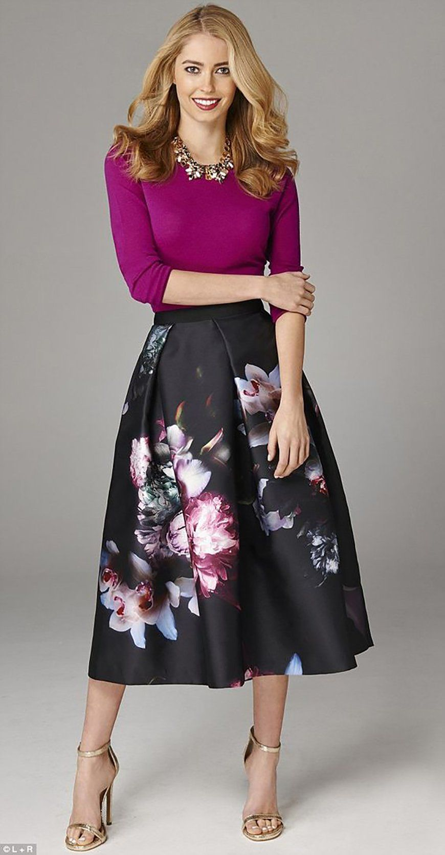 What to Wear to a Winter Wedding: Wedding Guests - Skirt | CHWV ...