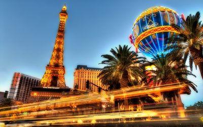 Glücksspielstadt In Nevada