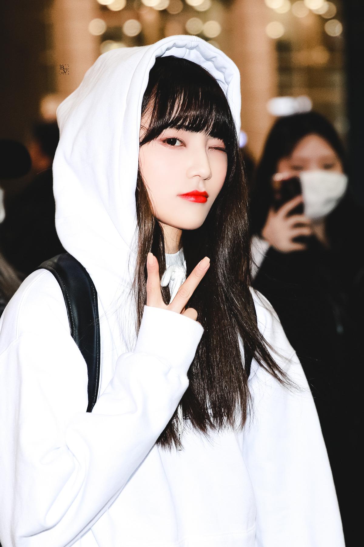 Loona Jinsoul Kpop Girls Kpop Girl Groups Korean Girl