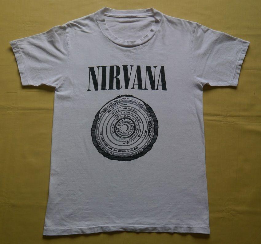 vintage 1989 - 90s NIRVANA VESTIBULE Grunge Fudge Packin t-shirt sonic youth #nirvana #grunge #vestibule
