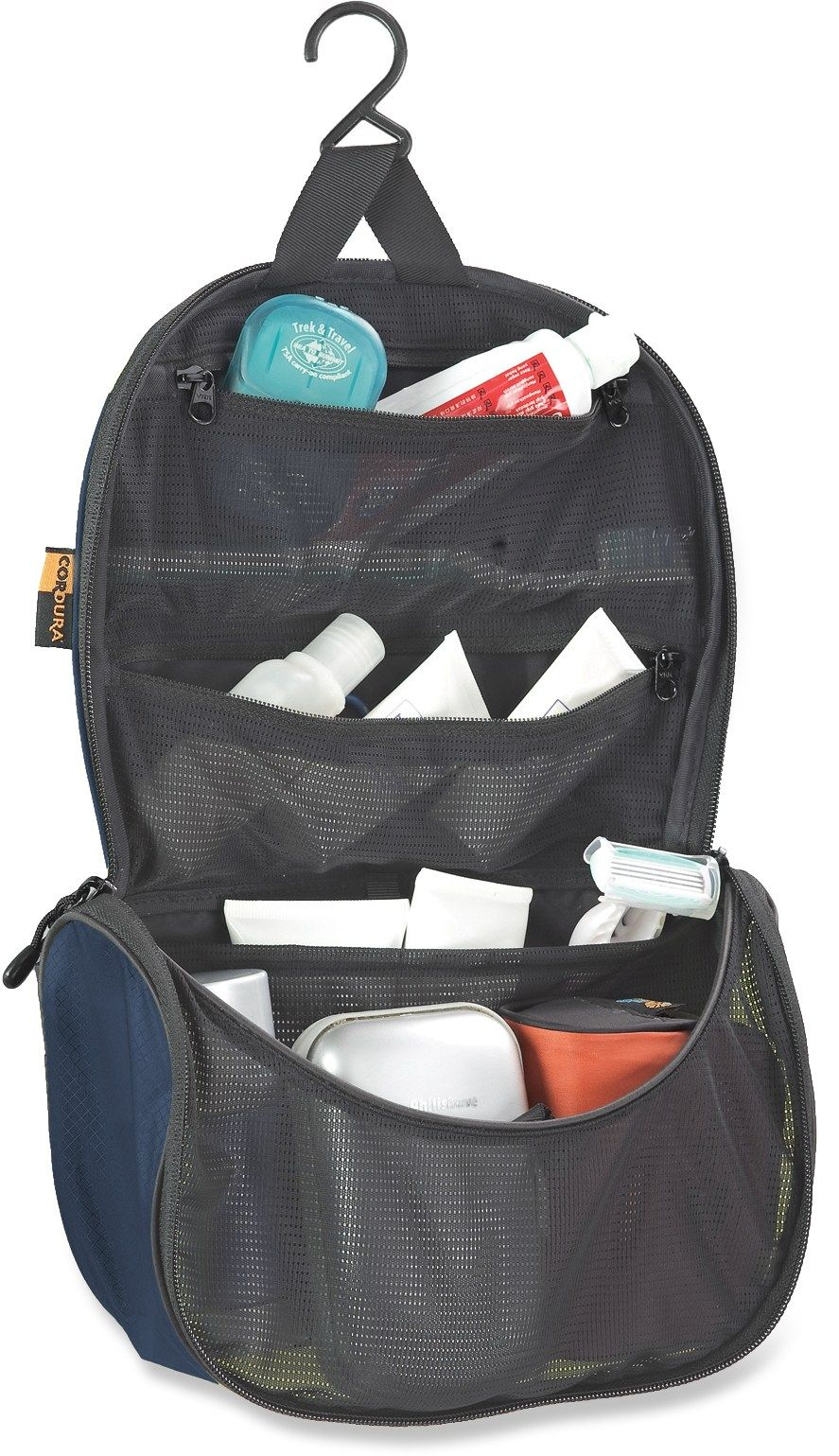 Sea to Summit Travelling Light Hanging Toiletry Bag - Small - Free Shipping  at REI.com 604877f9e1f42