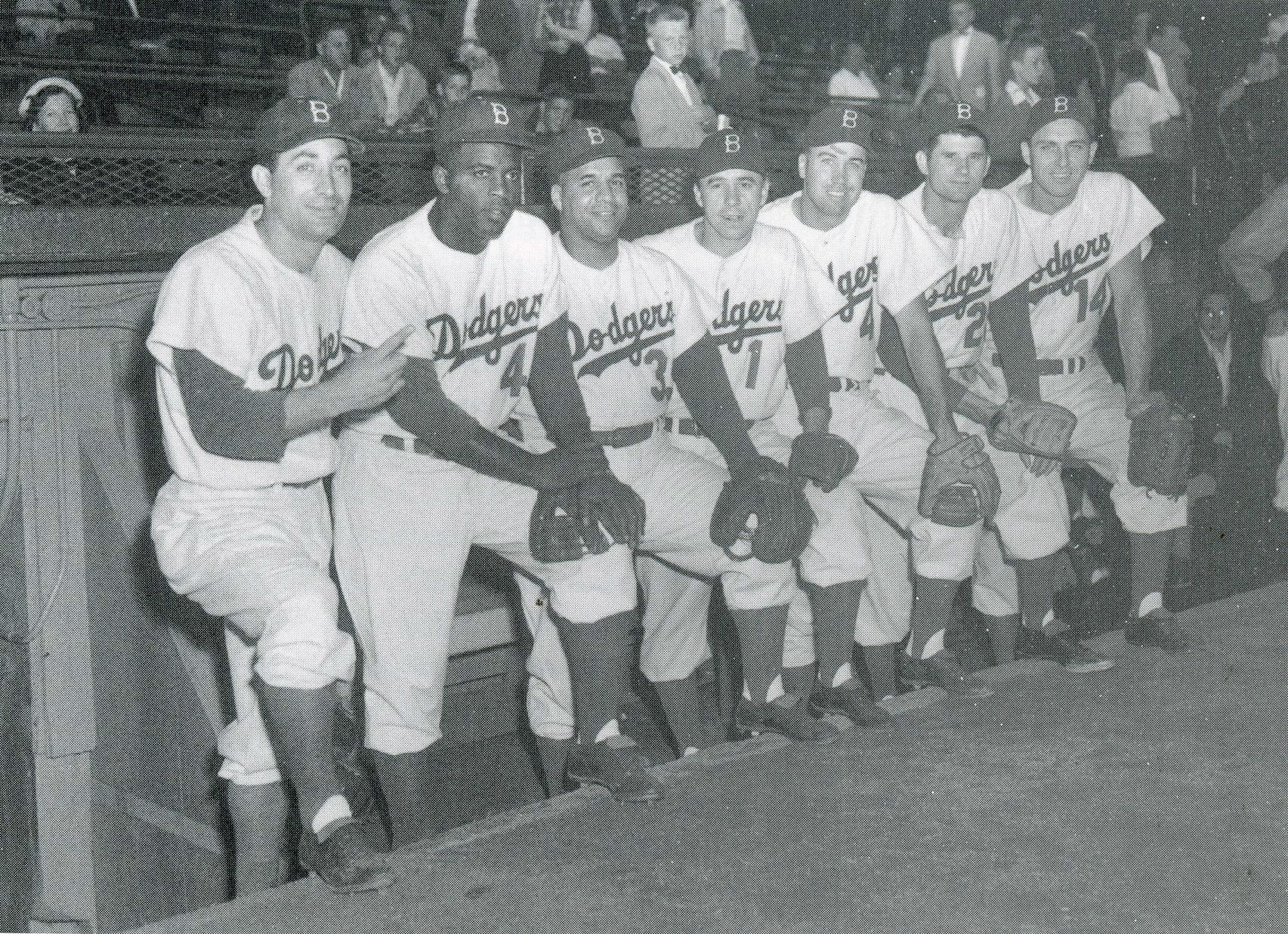 1952 Brooklyn Dodgers.