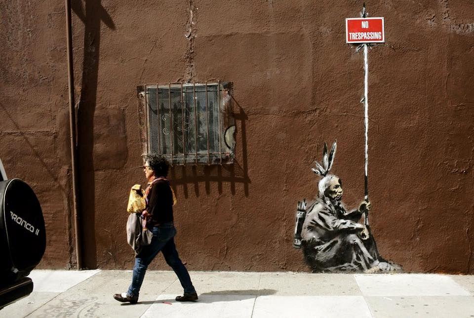 Pin by August West on Street Art Banksy, Banksy art, Art