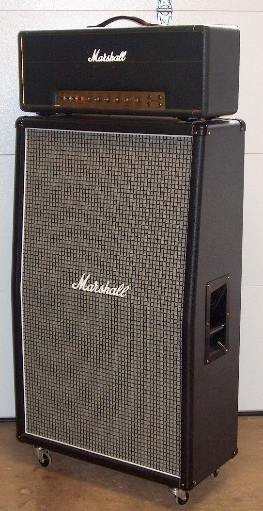 Marshall 8x10 Cab | Instruments | Pinterest | Guitars, Guitar amp ...