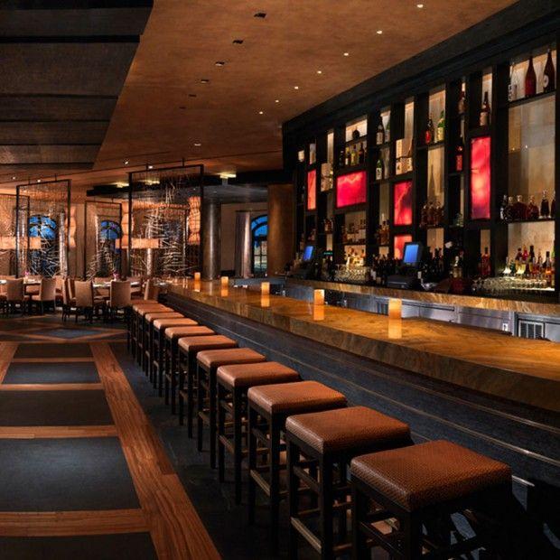 Interior Design Ideas For Home Bar: Authentic Japanese Restaurant Interior