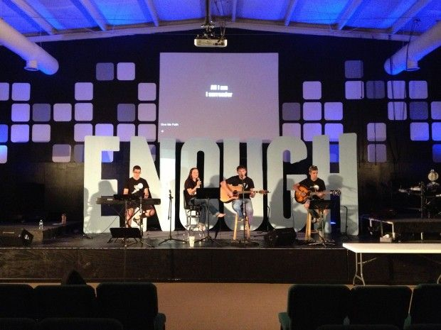 Church Stage Design Ideas | Scenic sets and stage design ...