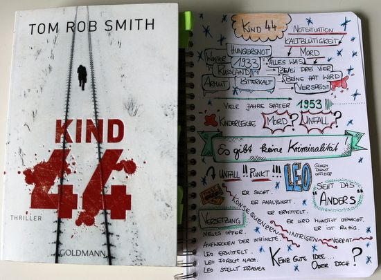 """Kind 44"" von Tom Rob Smith"