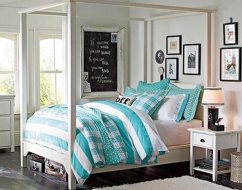 Teenage Girl Bedroom Ideas Chatham Suite Geo Bedroom By Pbteen