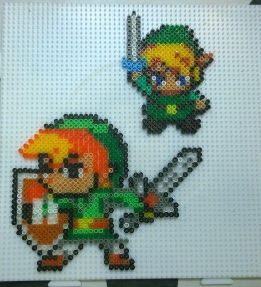 Me encanta Zelda.