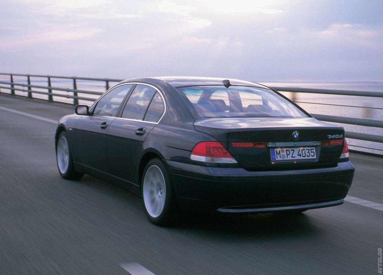 2002 BMW 740d | BMW | Pinterest | BMW and Cars