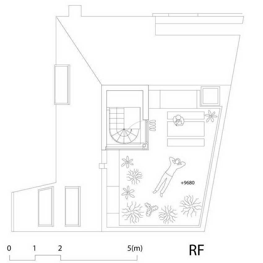 House atelier atelier bow wow atelier architectural for Bow house plans