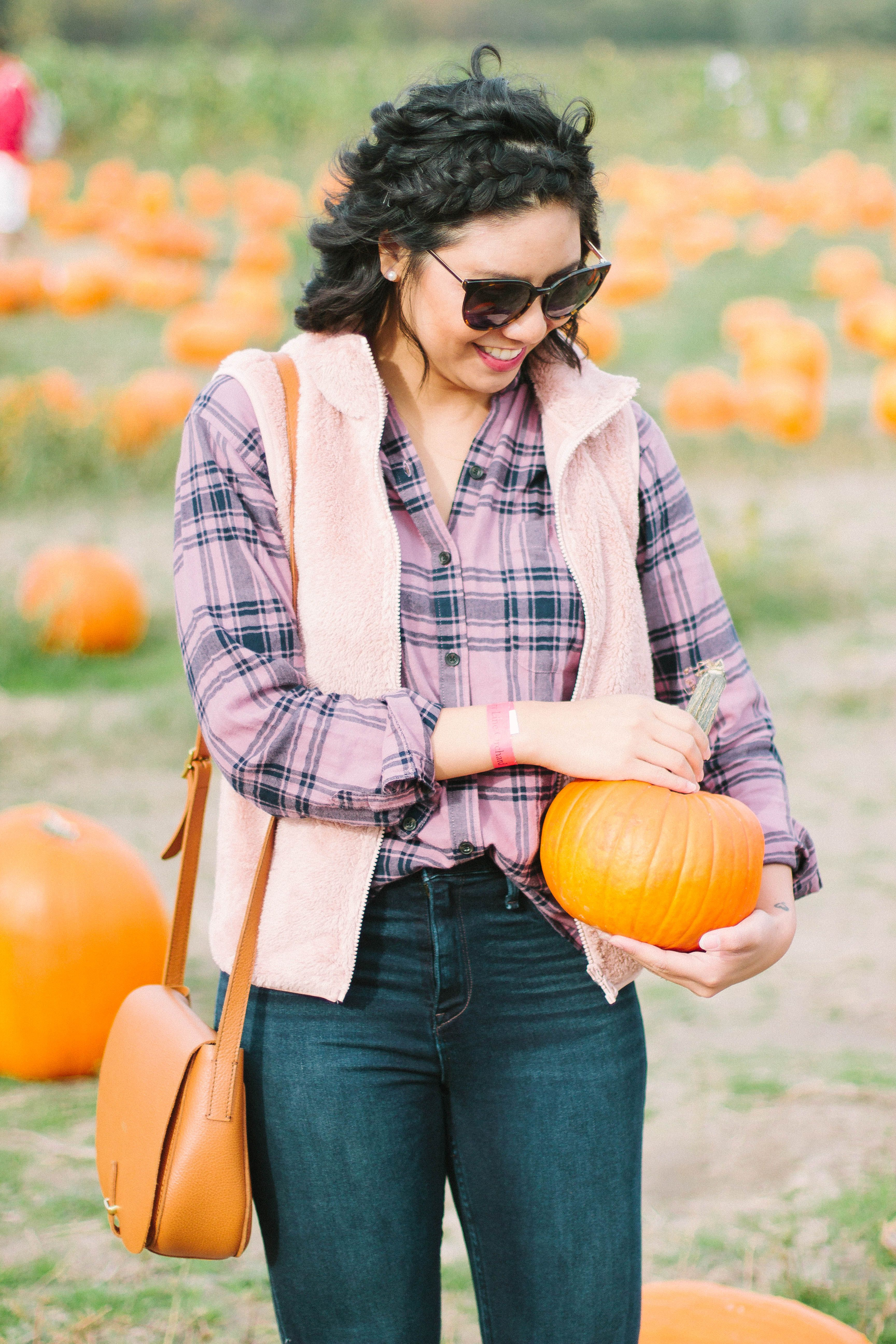 The Best Chicago Pumpkin Patch Fall fashion outfits