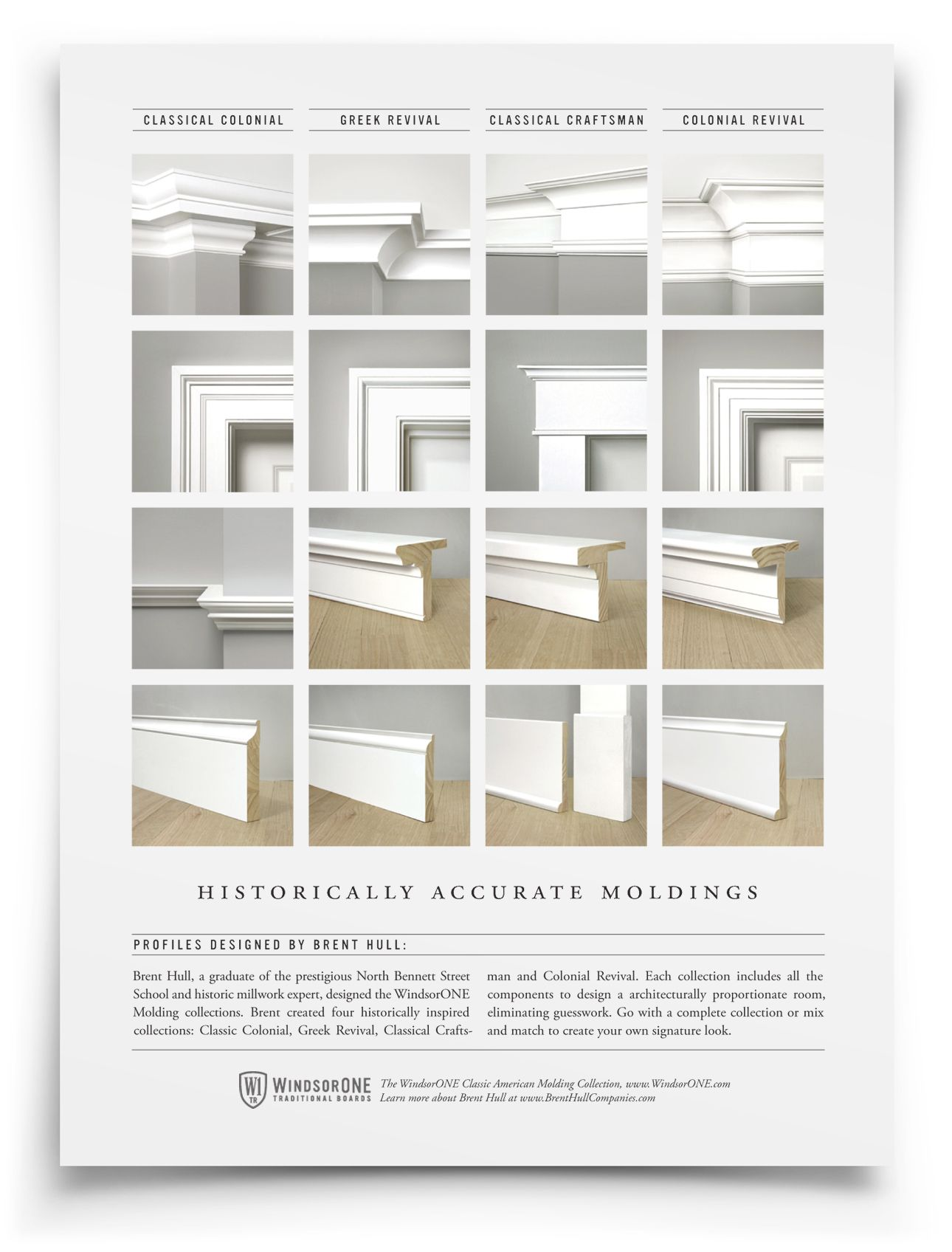 Moldings Classic American Molding Collection Windsorone Home Diy Home Home Decor