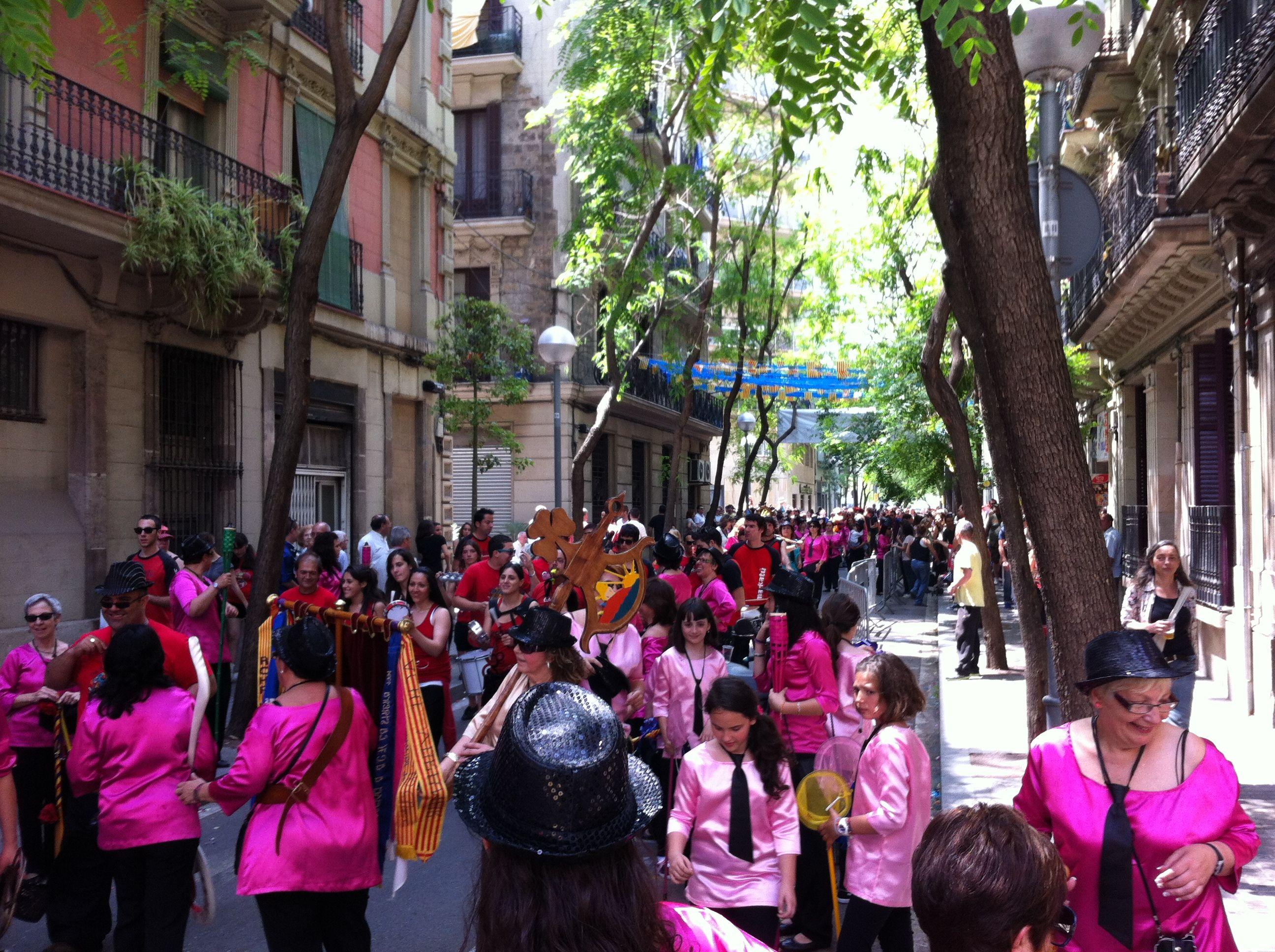 The Pink Ladies!