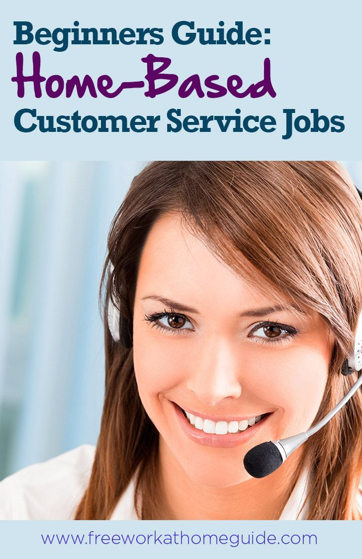 A beginners guide to homebased customer service jobs