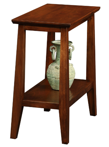 Narrow End Table Sienna Chair Side Table End Tables Wood End Tables