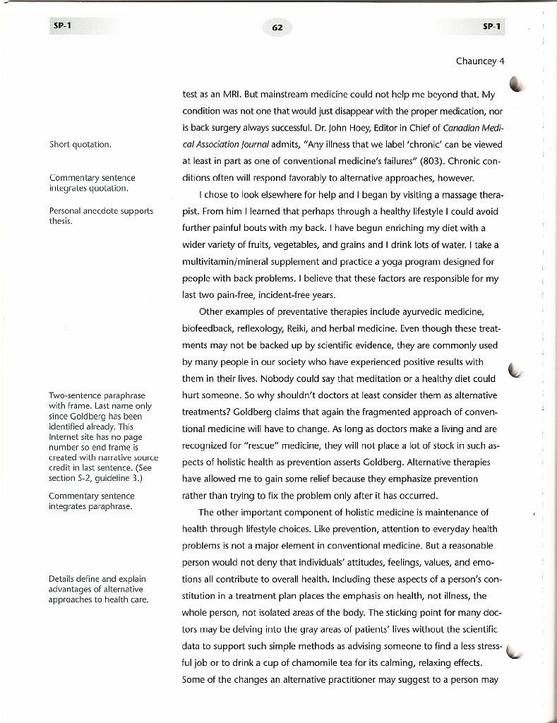 Apa paper on autism