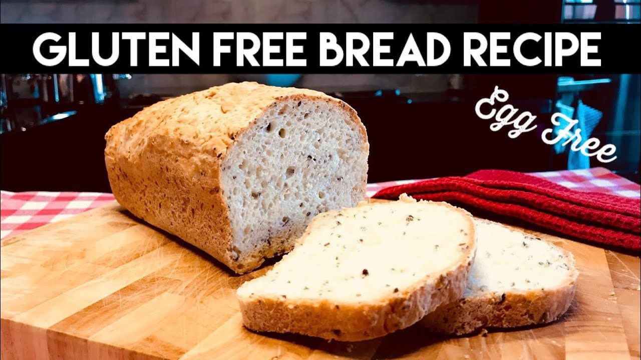Easy to make gluten free bread watch video for recipe