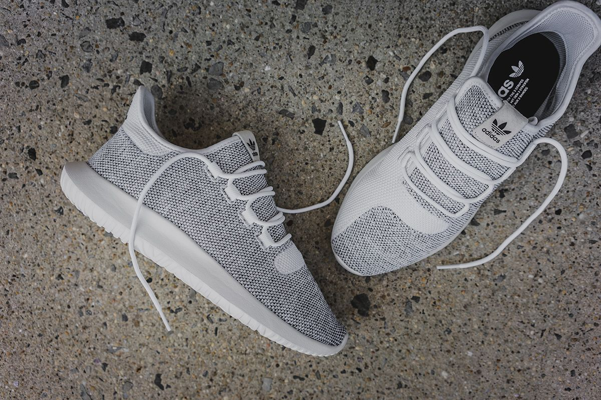adidas Originals Debuts the 'Tubular Shadow Knit' in Three
