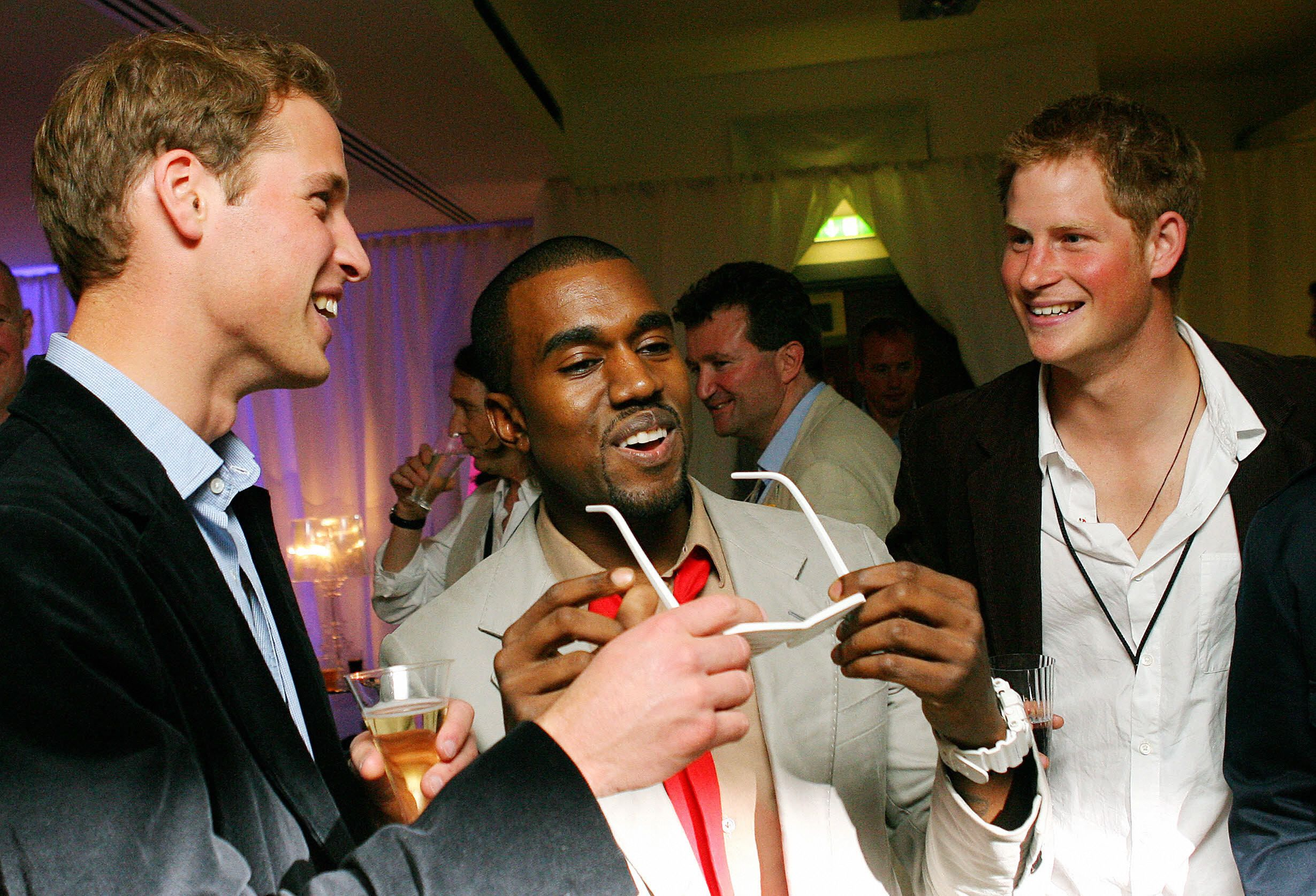 Prince William and Prince Harry's Cutest Moments Together