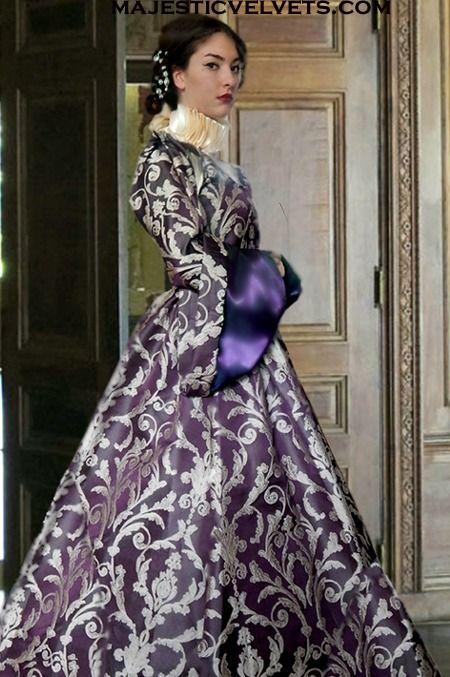 Boleyn Renaissance Dress with Tudor Sleeves | Costumes | Pinterest